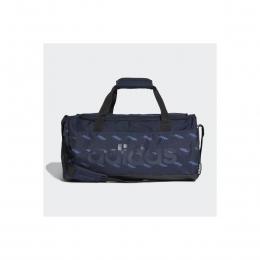Linear Duffle Unisex Mavi Spor Çantası (FL3656)