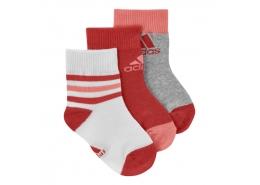 Ankle Çocuk 3 Renk Çorap (CV7155)