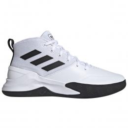 Own the Game Erkek Beyaz Basketbol Ayakkabısı