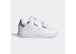 Stan Smith Çocuk Beyaz Spor Ayakkabı (EE8485)