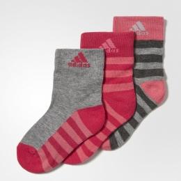 Stripy Ankle 3P