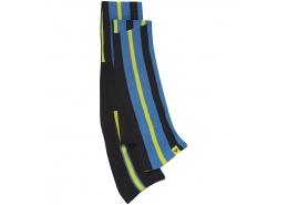 adidas Stripy Çocuk Mavi Atkı (W59310)