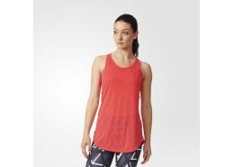 Yogi Tank Kadın Kırmızı Spor Atlet (AJ6538)