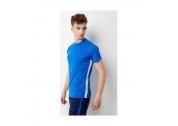 Dry Academy 19 Erkek Mavi Futbol Tişört (AJ9088-463)