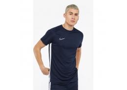 Dry Academy Erkek Lacivert Futbol Tişört (AJ9996-451)