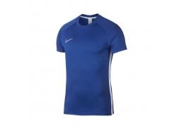 Dry Academy Erkek Mavi Futbol Tişört (AJ9996-480)