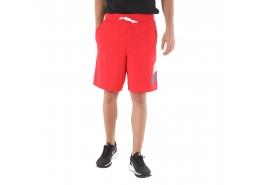 Sportswear Alumni French Terry Erkek Kırmızı Şort (AR2375-659)
