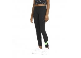 Sportswear Swoosh Kadın Siyah Tayt (AR4076-015)