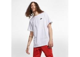 Sportswear Club Erkek Beyaz Tişört (AR4997-101)