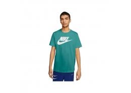 Sportswear Icon Futura Erkek Yeşil Tişört (AR5004-307)