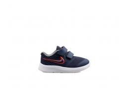 Star Runner 2 Çocuk Mavi Spor Ayakkabı (AT1803-405)