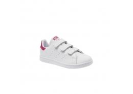 Stan Smith Çocuk Beyaz Spor Ayakkabı (B32706)