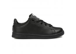 Stan Smith Çocuk Siyah Spor Ayakkabı (BA8376)