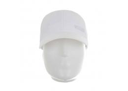 6Pcap Ltwgt Met Ayarlanabilir Beyaz Şapka