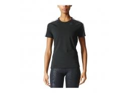 Design 2 Move Kadın Siyah Tişört