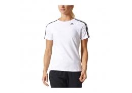 Design 2 Move 3 Bantlı Kadın Beyaz Tişört