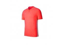 Nike Dry Academy 19 Erkek Kırmızı Polo Tişört (BQ1496-671)
