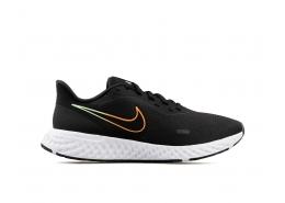 Revolution 5 Erkek Siyah Koşu Ayakkabısı (BQ3204-017)