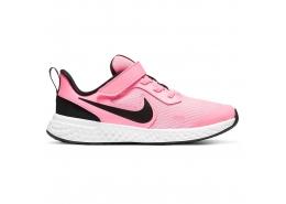 Revolution 5 Çocuk Pembe Koşu Ayakkabısı (BQ5672-602)