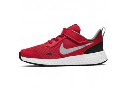 Revolution 5 Çocuk Kırmızı Koşu Ayakkabısı (BQ5672-603)