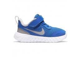 Revolution 5 Çocuk Mavi Spor Ayakkabı (BQ5673-403)