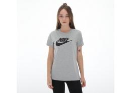 Sportswear Essential Kadın Gri Tişört (BV6169-063)