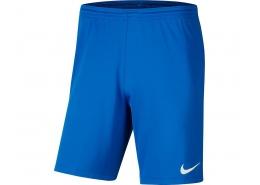 Dri-Fit Park III Erkek Mavi Futbol Şortu (BV6855-463)
