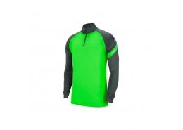 Academy Pro Drill Erkek Yeşil Uzun Kollu Tişört (BV6916-398)
