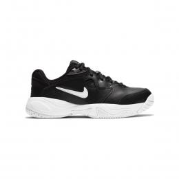 Court Lite 2 Çocuk Siyah Tenis Ayakkabısı (CD0440-004)