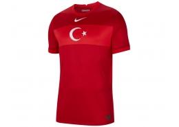 Türkiye Milli Takım Erkek Kırmızı Deplasman Forması (CD0734-687)