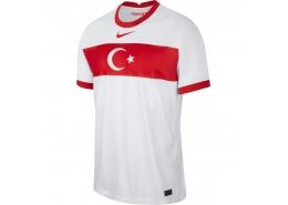 Türkiye Milli Takım Erkek Beyaz İç Saha Forması (CD0735-100)