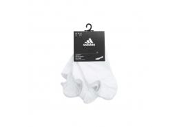 Performance 3 Çift Beyaz Görünmez Çorap (CF3390)