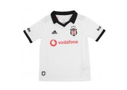 Beşiktaş 2018-19 Çocuk Beyaz İç Saha Forması