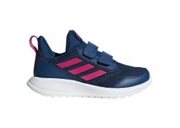 AltaRun CF Çocuk Lacivert Spor Ayakkabısı