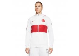 Türkiye Milli Takım Erkek Beyaz Futbol Ceket (CI8374-100)