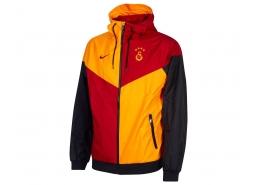 Nike Galatasaray Erkek Sarı Kırmızı Ceket (CI9263-836)