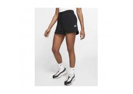 Sportswear Essential French Terry Kadın Siyah Şort (CJ2158-010)