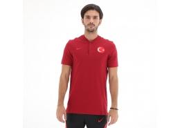 Türkiye Milli Takım Erkek Kırmızı Tişört (CK9206-618)