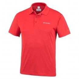Zero Rules Erkek Kırmızı Polo Yaka Tişört