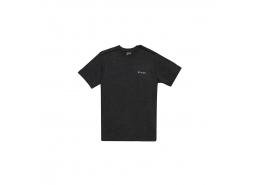 Tech Trail Crew Neck Erkek Siyah Tişört