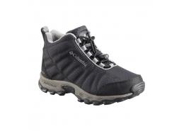 Firecamp Mid Çocuk Siyah Outdoor Ayakkabı