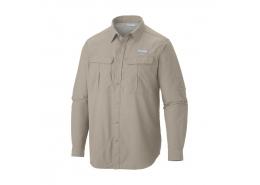 Cascades Explorer Bej Erkek Uzun Kollu Gömlek