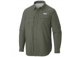 Cascades Explorer Erkek Yeşil Uzun Kollu Gömlek