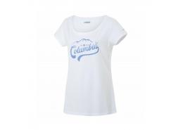 Outdoor Play Kadın Beyaz Tişört