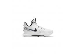 Lebron Witness V Erkek Beyaz Basketbol Ayakkabısı (CQ9380-101)