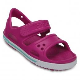 Crocband II Çocuk Pembe Sandalet