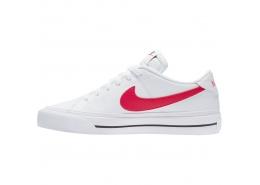 Court Legacy Kadın Beyaz Tenis Ayakkabısı (CU4149-100)