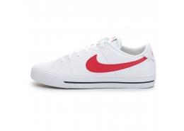 Court Legacy Erkek Beyaz Spor Ayakkabı (CU4150-105)