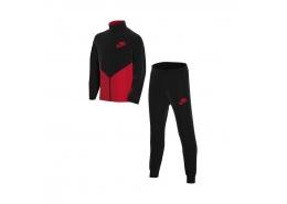 Track Suit Çocuk Siyah Eşofman Takımı (CV9335-010)