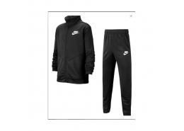 Track Suit Çocuk Siyah Eşofman Takımı (CV9335-013)